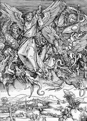 Dürer-Höllensturz